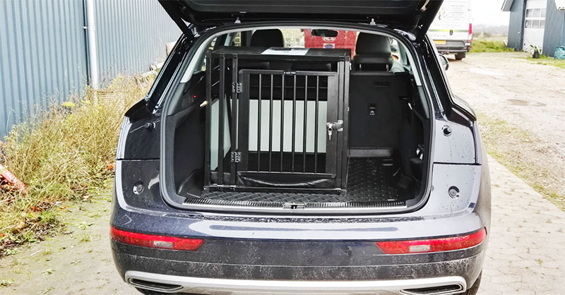b-Safe Medium Wide PRO - Audi Q5 2017
