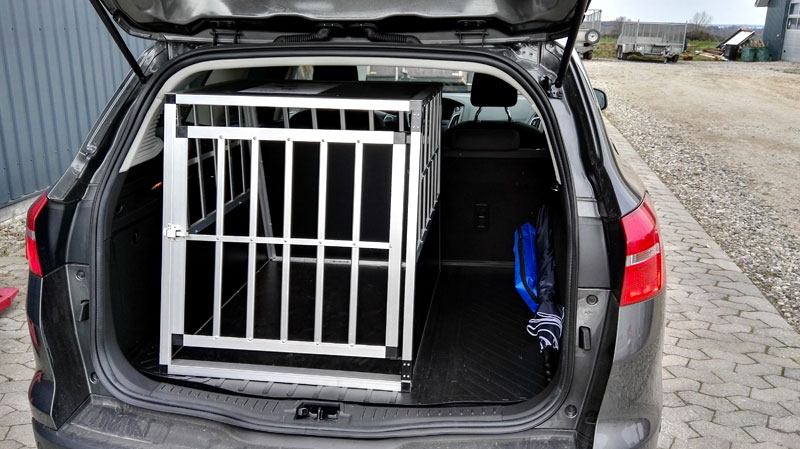 Safecrate XL Premium i Ford Focus årgang 2015