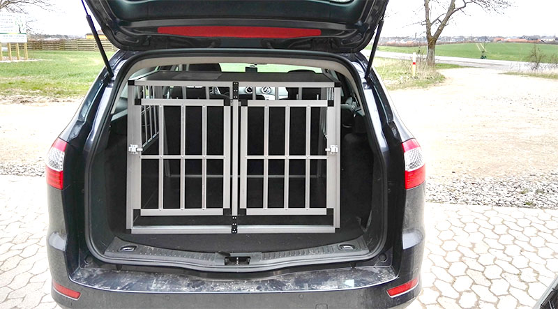 Safecrate Double XL Premium i Ford Mondeo 2011