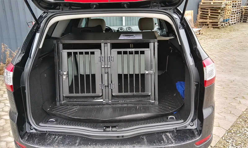 b-Safe Double Small PRO i Ford Mondeo Stationcar 2012