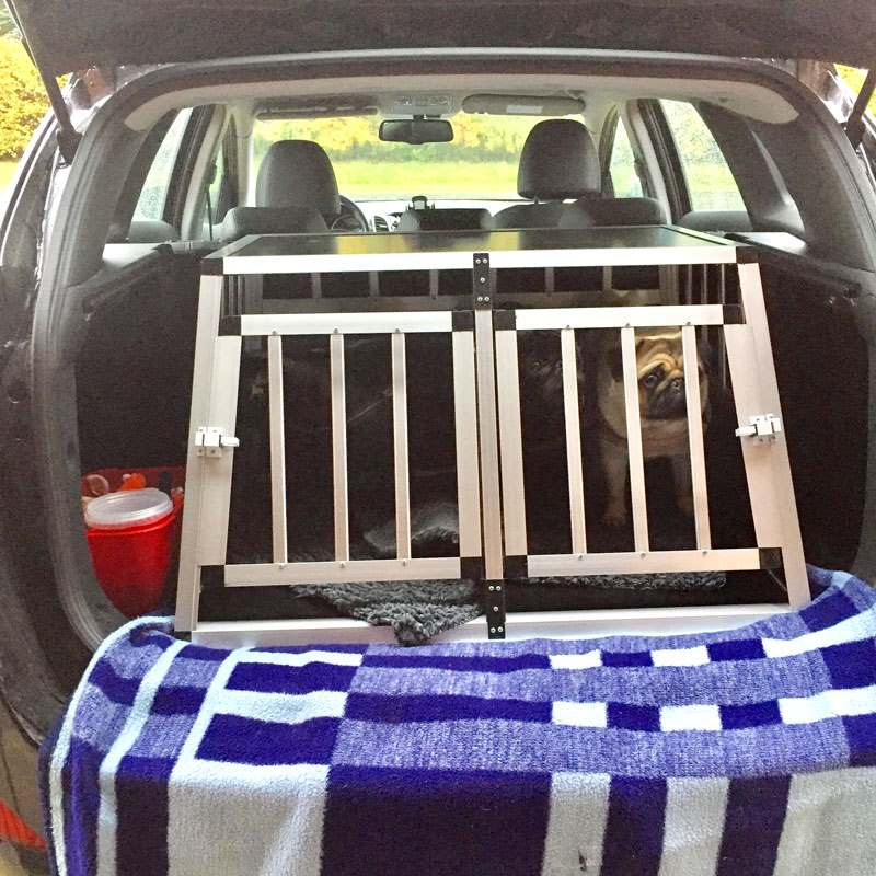 Safecrate Double Small Premium i Hyundai i30 Stationcar