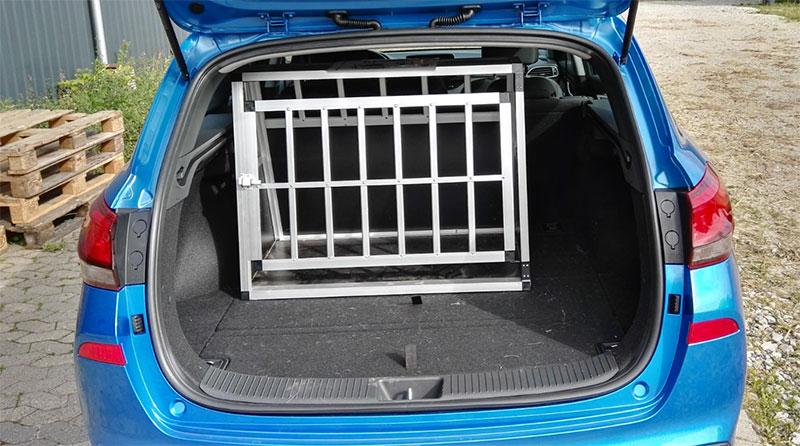 SafeCrate Medium Wide Premium - Hyundai i30 Stationcar 2017