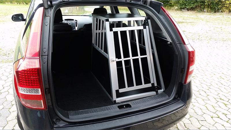 Safecrate Large Premium i Kia Ceed fra 2012