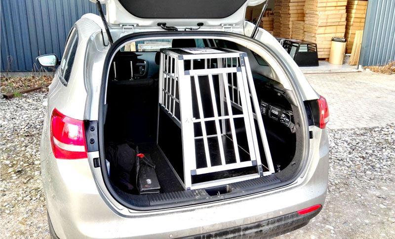 Safecrate Large Premium i Kia Ceed årgang 2016