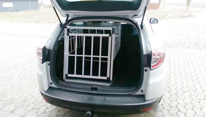 Safecrate XL Premium i Renault Megane