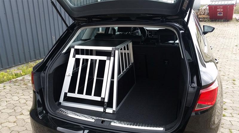 Safecrate Small Premium i Seat Leon