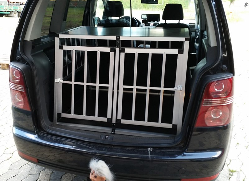 Safecrate Double XL Premium i VW Touran