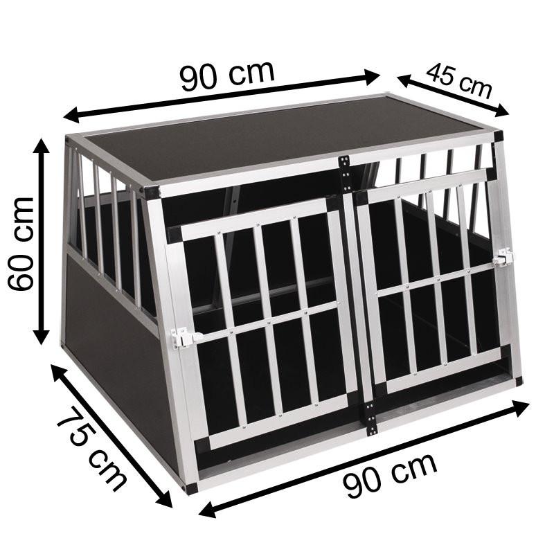SafeCrate Double Medium Premium (2. Generation)