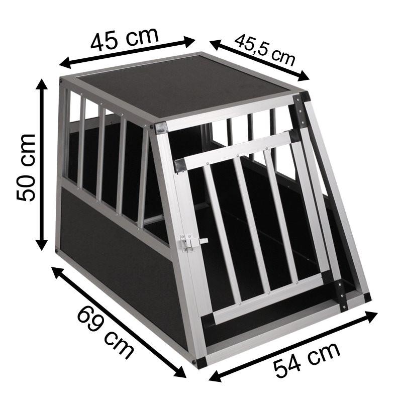 SafeCrate Small PREMIUM - Hundebur til små hunde (2. Generation)