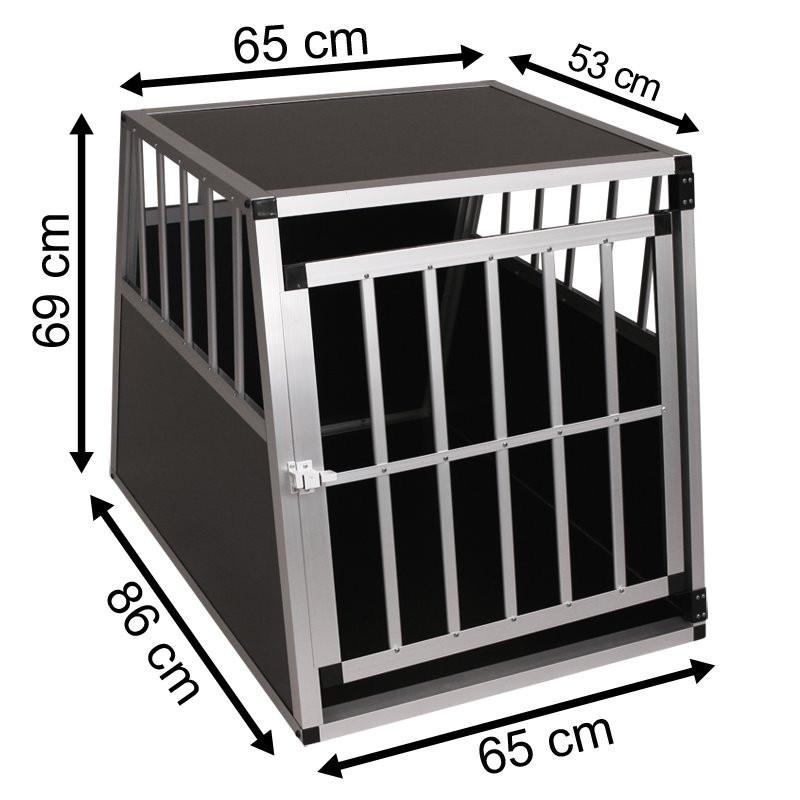SafeCrate XL PREMIUM - Hundebur til Stor Hund