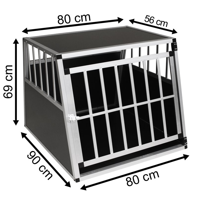 SafeCrate XXL PREMIUM - Ekstra Stort Hundebur Til Stor Hund (2. Generation)