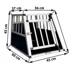 SafeCrate Xtra Small Premium - Hundebur Til Lille Hund