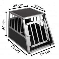 SafeCrate Small PREMIUM - Hundebur til små hunde