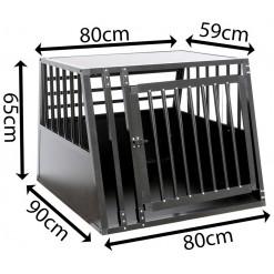 SafeCrate XXXL- 3. Generation - Hundebur