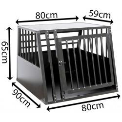 SafeCrate XXL- 3. Generation - Hundebur