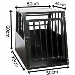SafeCrate Medium - 3. Generation - Hundebur