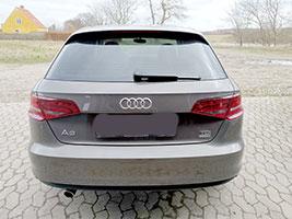 Hundbur til Audi A3