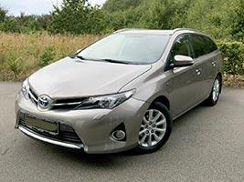 Hundebur Til Toyota Auris Hybrid Stationcar