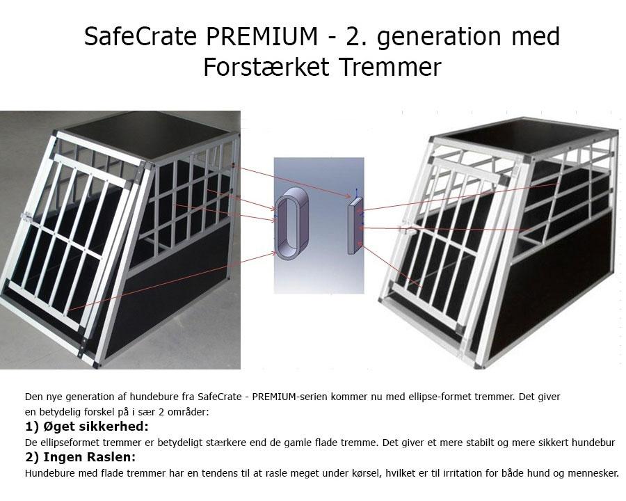 SafeCrate nu med forstærket tremmer